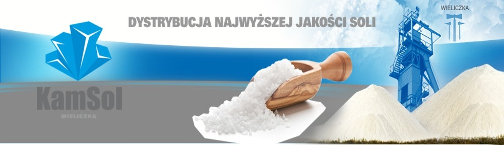 KamSol – Dystrybutor Soli Ciech S.A. oraz Solino.  Tabletki solne do zmiękczaczy wody, sól tabletkowana, tabletki solne,  sól spożywcza warzona, peklosól i sole kosmetyczne.