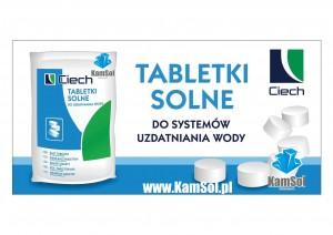 Tabletki solne do stacji uzdatniania wody - Promocja VIII.2015 - 5 % dodatkowego rabatu przy zakupie w naszym Sklepie Internetowym KamSol!!!